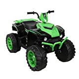 VALUE BOX Kids ATV 4 Wheeler Ride On Quad 12V Battery Powered Electric ATV...