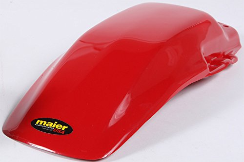 MAIER REAR FENDER RED HONDA XR80R XR100R 1985-2000