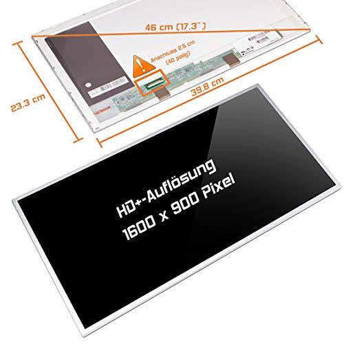 "Laptiptop 17,3\"" LED Display Glossy passend für Asus F751M Serie 1600x900 HD+ 40Pin Bildschirm"