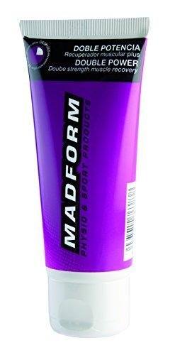Madform Crema para Ayudar la Recuperación Muscular, de Forma Intensiva - 60 ml