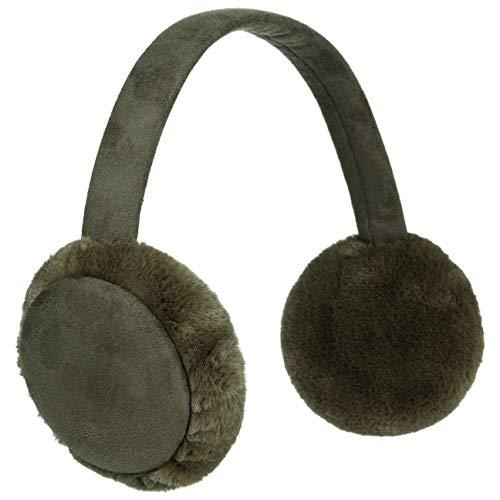Seeberger Fake Fur Ohrenschützer Ohrenwärmer Ohrenschutz (One Size - Khaki)