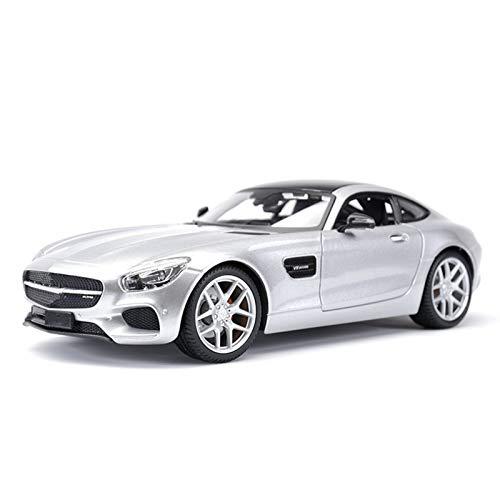 LXLN Für Mer-Cedes Für Ben-Z-Sportwagen-Maßstab 1:18 Statische Alloy-Auto-Modell Kinderspielzeug-Geschenke...