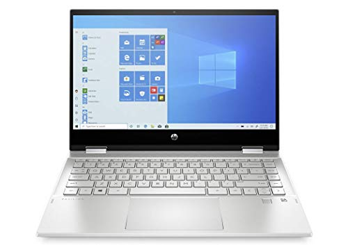 Compare HP Pavilion x360 14- dw0023na14 (16Y38EA#ABU) vs other laptops