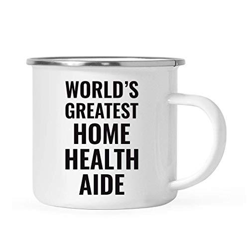 10 onzas. Taza de café de acero inoxidable para fogata, regalo para hombres o mujeres, la taza de ayuda para la salud en el hogar más grande del mundo, paquete de 1, taza de bebida esmaltada para acam