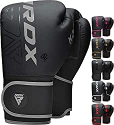 RDX BOXING GLOVES.