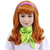 Hulaidywig Orange Cosplay Costume Wig for Kid's and...