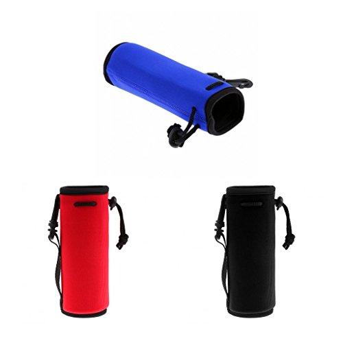Sharplace 3 Pcs Porte-Bouteille D'eau Couvercle Accessoires de Sport Outdoor Voyage