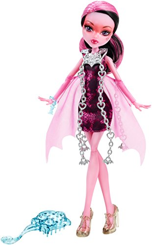 Monster High Haunted Getting Ghostly Draculaura