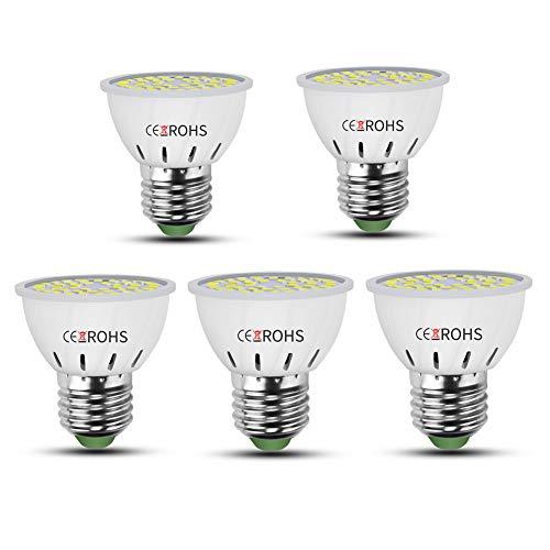 DC CLOUD KüHlschrank GlüHbirne Led GlüHbirne E14 LED-Glühbirne LED-Glühbirnen E14 LED-Glühbirne E14 LED-Glühbirnen für die Innenbeleuchtung e27,warm white-80beads