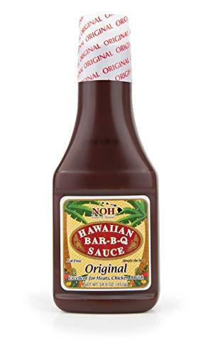 noh hawaiian barbeque sauce - 5
