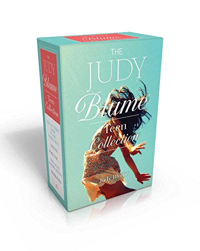 Price comparison product image The Judy Blume Teen Collection: Are You There God It's Me,  Margaret; Deenie; Forever; Then Again