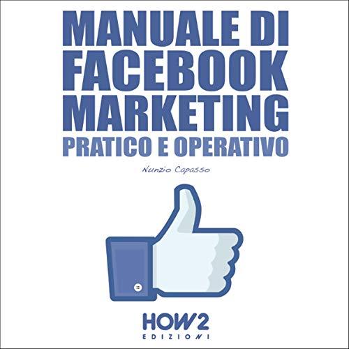 Manuale di Facebook Marketing copertina