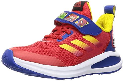 adidas Fortarun Superhero EL C, Zapatillas de Running, Rojint/AZUREA/FTWBLA, 34 EU