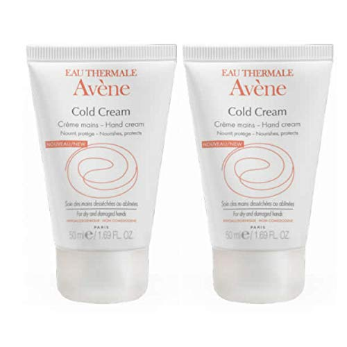 Avene Avene Cold Cream Mains 2X50Ml 100 ml