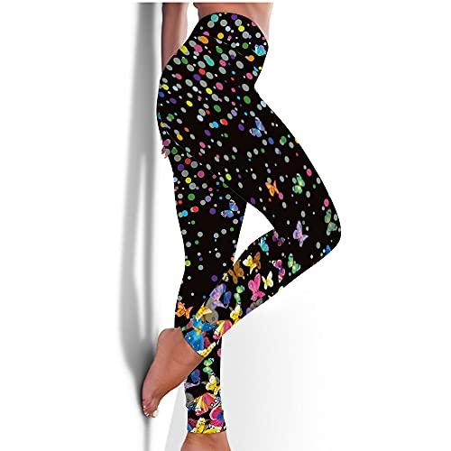 Opprxg Los Pantalones de Yoga se adaptan a Las Mujeres de Europa y los Estados Unidos.