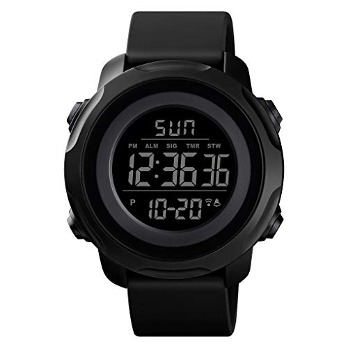 Men's Digital Sports Watch Military Electronic...