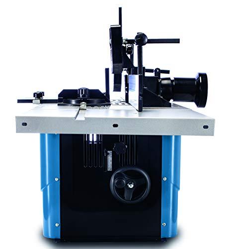 Scheppach Fräsmaschine HF50 – 230 V 50 Hz 1500 W, 1 Stück, 4902105901 - 7