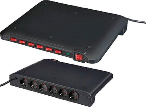 Brennenstuhl Power Manager PMA/1150060 schwarz