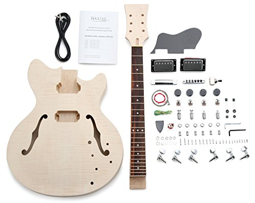Rocktile HB-Style Kit d'Assemblaggio per Chitarra Elettrica