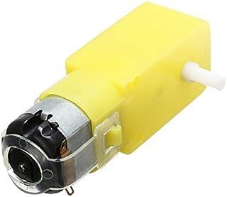 ILS - Reductor de Engranaje de Eje Simple DC 3V-6V Motor para Arduino DIY Robot Inteligente Coche