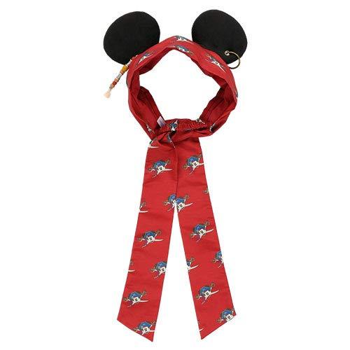 ミッキーマウス ヘアバンド ファンキャップ ディズニーパイレーツサマー2020 海賊 ディズニー グッズ お土産(東京ディズニーシー限定)