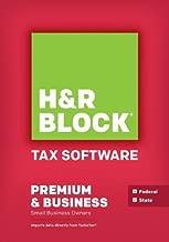 H&R Block Tax Software Premium & Business 2014 (Old Version)