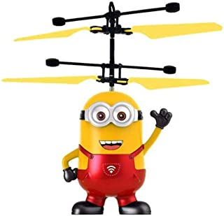 drones and minions