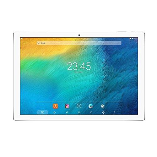 Teclast P10-10.1 Zoll Tablet PC (Android 7.1, 1920 * 1200 Pixel, Dual WiFi, 2GB RAM 32GB ROM, Octa Core 64 bit, Dual Camera, Dual WiFi, BT 4.0, OTG, unterstützt 4K)