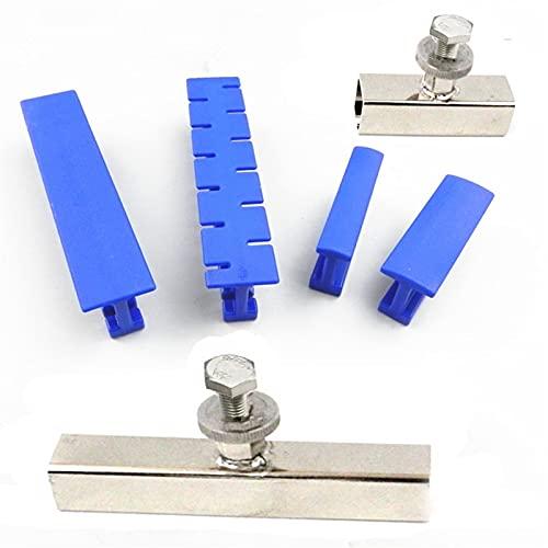 Car suction cup puller Conjunto de herramientas de mano Kit de reparación de eliminación de abolladura sin recubrimiento adecuada para dent, granizo, kit de herramientas de reparación dental, herramie