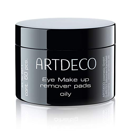 Artdeco Make-up Entferner eye makeup remover pads oleoso 60 pezzi