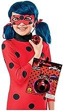 DISBACANAL Kit Ladybug de yo-yó y Pendientes niña