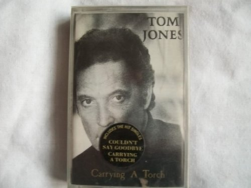 TOM JONES Carrying a Torch cassette