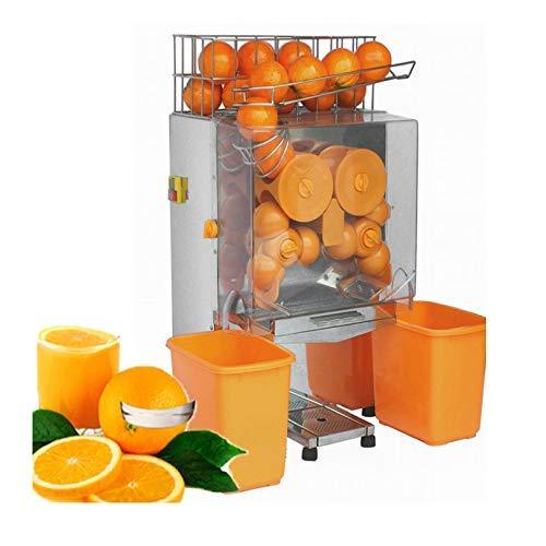 SISHUINIANHUA 2019 Vollautomatischer kommerzieller Orangenentsafter-Preis, Kleiner industrieller Orangensaft