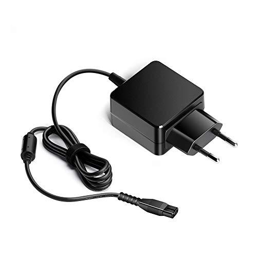 5,5V Fensterreiniger Netzteil Ladegerät AC Adapter Ladekabel Ersatz für Kärcher Fenstersauger WV 60, WV 70, WV 75, WV 2, WV 5