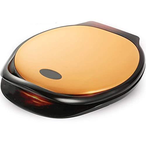 Find Bargain SHAAO Precision Non-Stick Pizza Maker Machine for Home, Pizza Oven ,Household Double-...