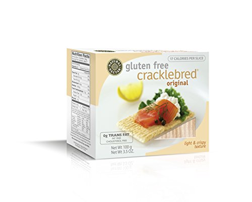 Natural Nectar Gluten Free Cracklebred, Original, 3.5-Ounce Boxes (Pack of 12)