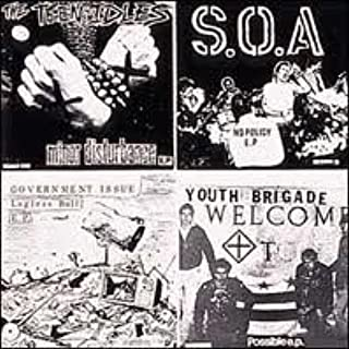 Dischord 1981 Year in Seven Inches