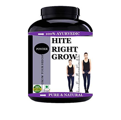 Vitara Healthcare Hite Right Grow Powder | Height Growth Ayurvedic 0.1kg Pack Of 1