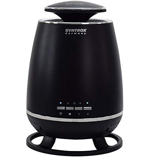 Syntrox Germany Design Keramik-Heizlüfter Standheizer 1800 Watt mit Fernbedienung CH-1800W Calor - 3