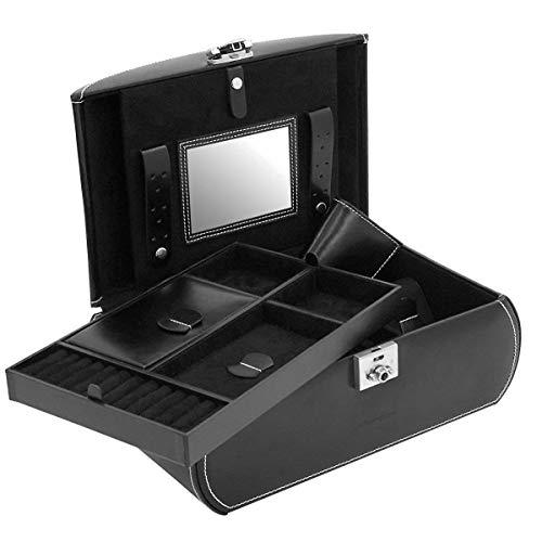 Uhrenbox und Schmuckkoffer CECIL Classic von Friedrich|23 - Für die Frau von Welt