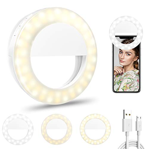 (70% OFF) Selfie Ring Light for Phone $5.99 – Coupon Code