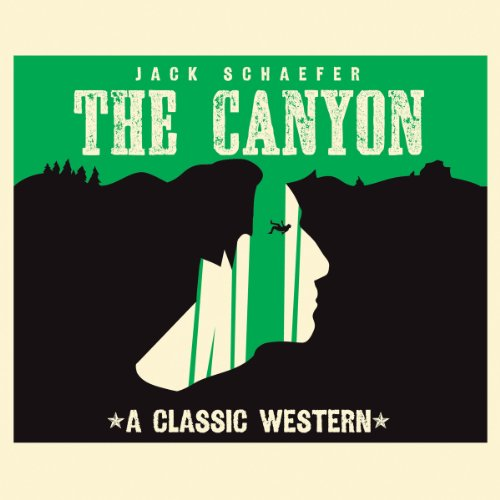 The Canyon audiobook cover art