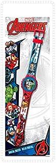 Kids Licensing |Reloj Digital para Niños | Reloj Avengers |Diseño Personajes Disney |Reloj Infantil Resistente | Reloj de ...