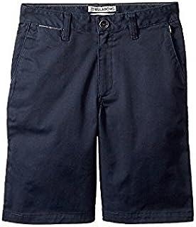 ビラボン Billabong Kids キッズ 男の子 ショーツ 半ズボン Navy Carter Stretch Walk Shorts [並行輸入品]