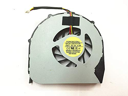 Gobuy New Laptop Replacement CPU Cooling Fan for Acer 5740G 5340 5340G Aspire 5740DG 5542G Fan 3 Pins