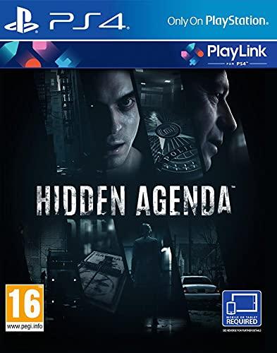 Hidden Agenda - Gamme PlayLink - PlayStation 4 [Importación francesa]