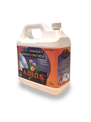 A.D.I.O.S. Selective Organic Weed Killer 1,14 gal. With Trigger