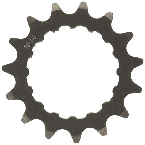 Connex E-Bike Ritzel für Bosch Antrieb 15 Zähne Kettenblätter, silber, One Size