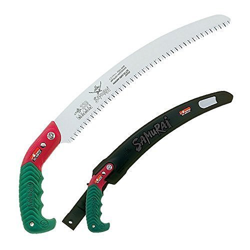 Samurai Ichiban 13' Curved Pruning Saw with...