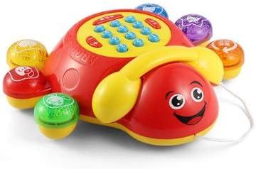 Lihgfw Toy Simulation Ranking TOP16 Phone Landline Music Manufacturer OFFicial shop Baby P Girl